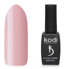 Kodi, База Natural Rubber Base, Pink ice, 12 мл